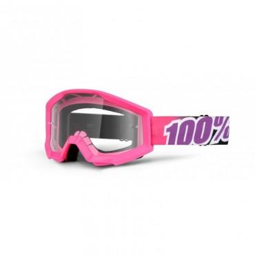 Masque 100% Strata Bubble Gum - Ecran transparent