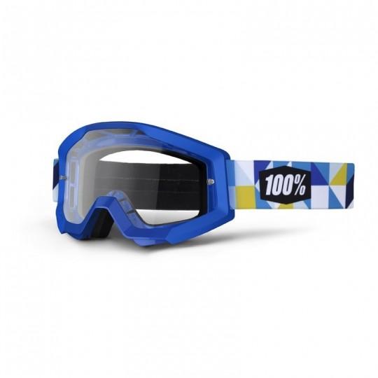Masque 100% Strata Frisbee - Ecran transparent