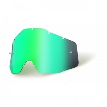 Ecran 100% iridium vert Accuri / Strata / Racecraft