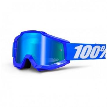 Masque 100% Accuri Reflex Blue - Ecran Miroir