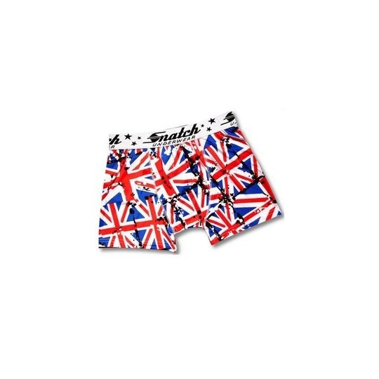Boxer Snatch London Taille M