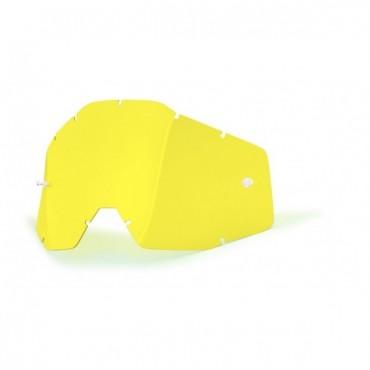 Ecran jaune antibué 100%  Accuri / Strata / Racecraft