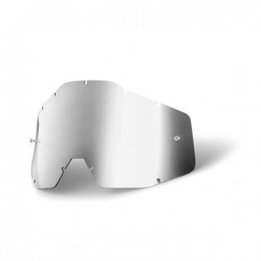 Ecran 100% iridium Argent Accuri / Strata / Racecraft
